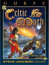 Gurps 3rd Ed: Celtic Myth - Used