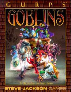 Gurps: Goblins - Used
