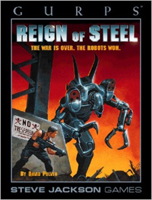 Gurps: Reign of Steel - Used