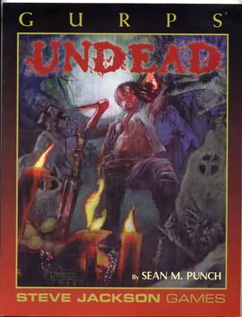 Gurps 3rd: Undead - Used