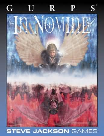 Gurps 3rd: In Nomine: Earth is the Battleground For Heaven and Hell