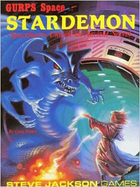 GURPS 3rd ed: Stardemon: Spacefarers Unlock and Ancient Secret - Used