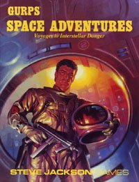 Gurps 3rd ed: Space Adventures