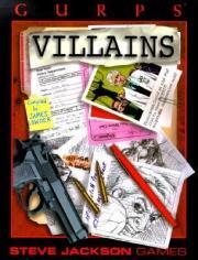 Gurps 3rd ed: Villains