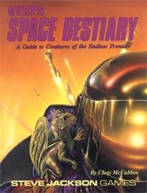 Gurps 3rd Ed: Space Bestiary - Used