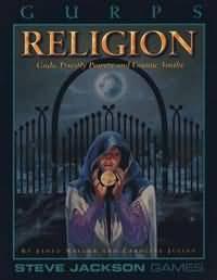 Gurps 3rd: Religion