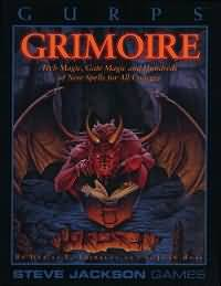 Gurps 3rd: Grimoire - Used