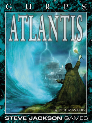 Gurps 3rd ed: Atlantis