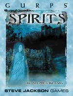 Gurps 3rd ed: Spirits - Used
