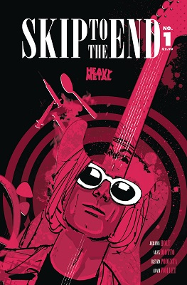 Skip to the End (2016) Complete Bundle - Used