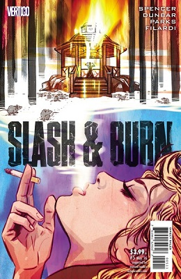 Slash and Burn no. 5 (2015 Series) (MR)