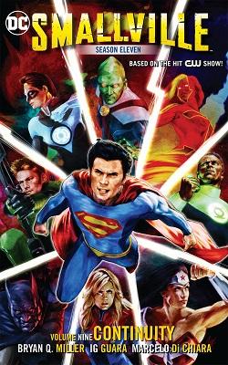 Smallville: Season 11: Volume 9: Continuity TP