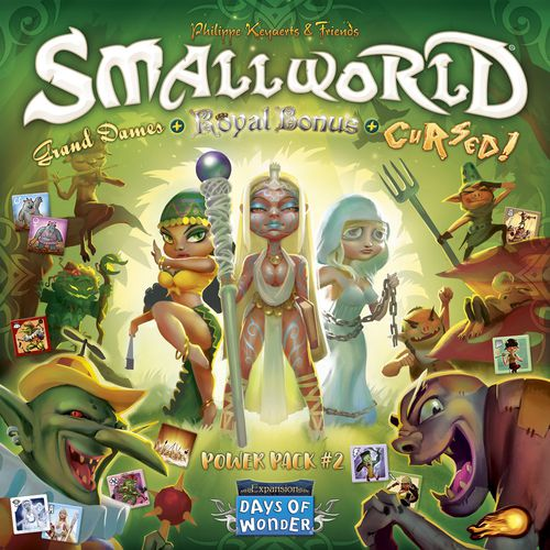 Small World: Power Pack 2 Expansion