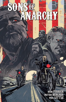 Sons of Anarchy: Volume 6 TP (MR)