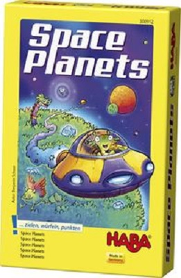 Space Planets Card Game