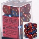 Speckled 16mm Dice Block