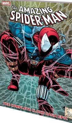 The Amazing Spider-Man: Complete Clone Saga Epic: Volume 3 TP