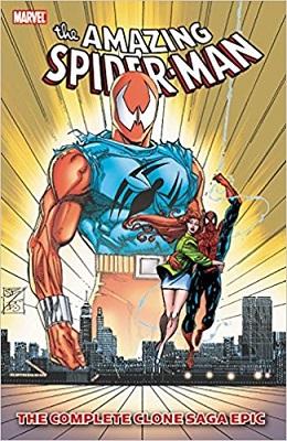 The Amazing Spider-Man: Complete Clone Saga Epic: Volume 5 TP