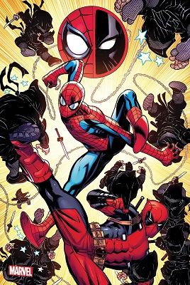 Spider-Man Deadpool by Kelly and McGuinness HC