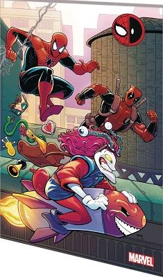 Spider-man Deadpool: Volume 4: Serious Business TP