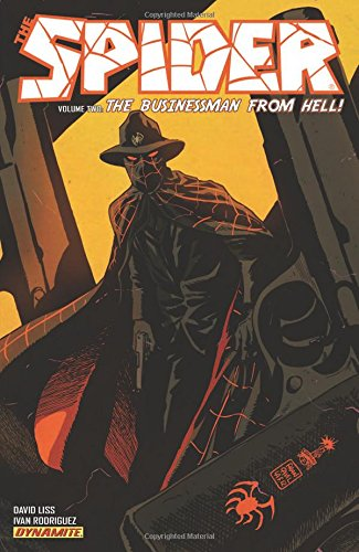 The Spider: Volume 2: The Businessman From Hell! TP - Used