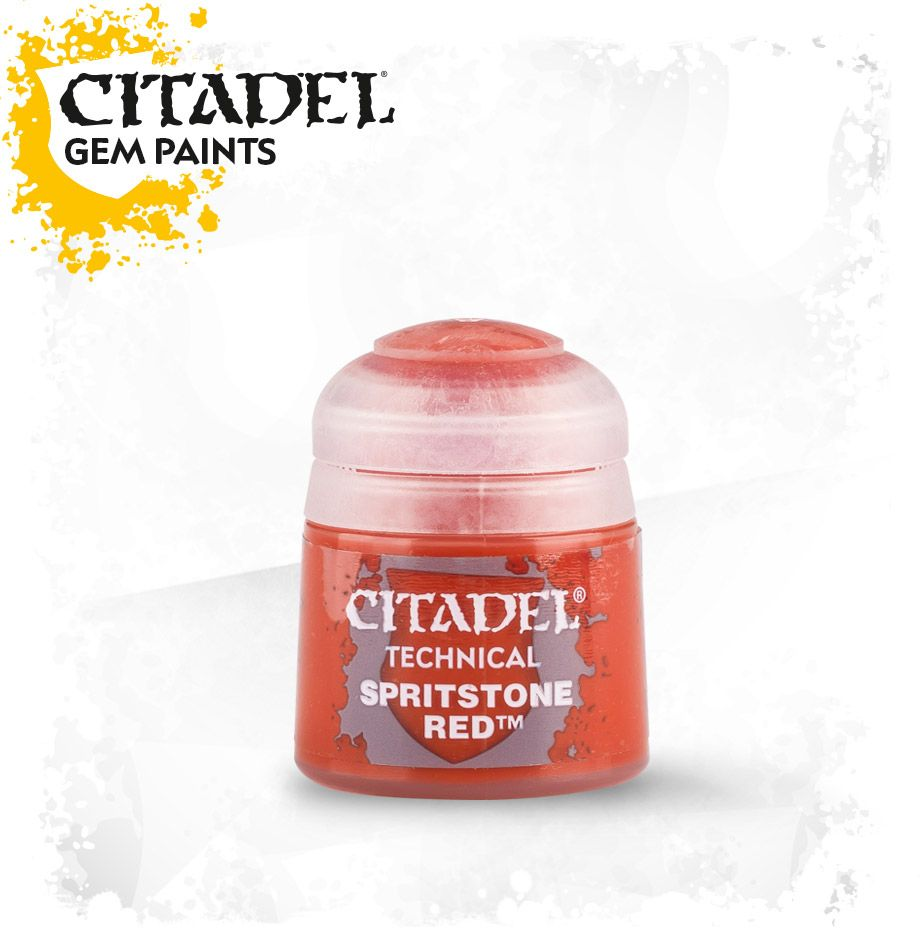 Citadel: Spiritstone Red 27-12