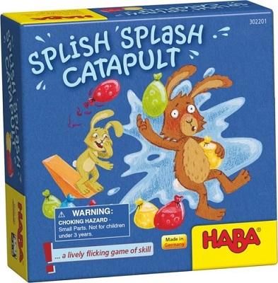 Splish Splash Catapult Card Game