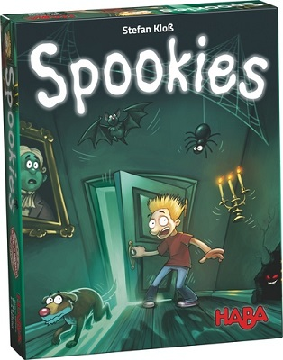 Spookies Board Game