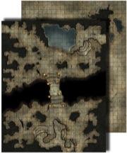 Pathfinder: Game Mastery: Flip-Mat: Darklands