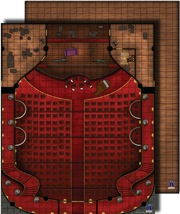 Pathfinder: Game Mastery: Flip-Mat: Theater