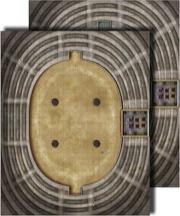 Pathfinder: Game Mastery: Flip-Mat: Arena