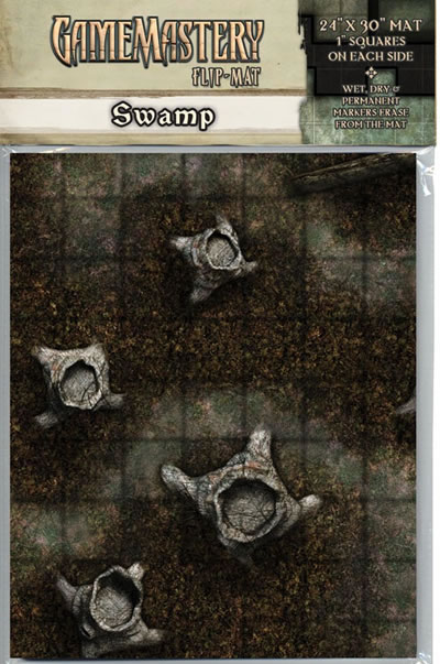 Pathfinder: Game Mastery: Flip-Mat: Swamp