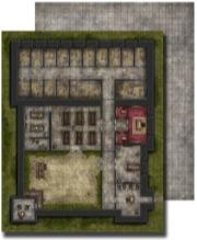 Pathfinder: Flip-Mat Classics: Prison
