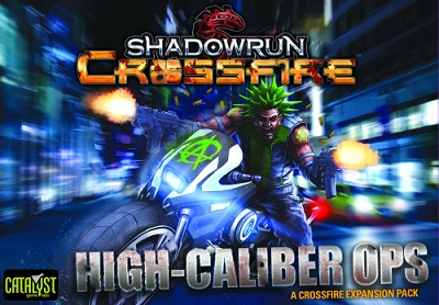 Shadowrun: High Caliber Ops Expansion 1