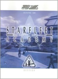 Star Trek: The Next Generation Role Playing: Starfleet Academy Box Set - Used