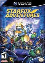 Star Fox Adventures - Game Cube