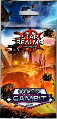 Star Realms: Cosmic Gambit Booster Pack