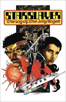 Starslayer: Log of the Jollyroger TP