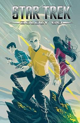 Star Trek: Boldly Go: Volume 1 TP