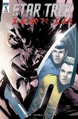 Star Trek Manifest Destiny (2016) Complete Bundle - Used