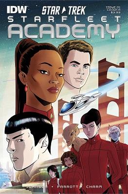 Star Trek: Starfleet Academy (2015) Complete Bundle - Used