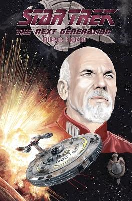 Star Trek TNG: Mirror Broken TP