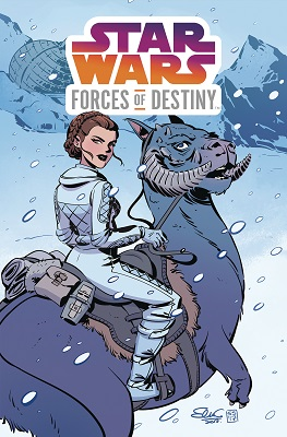 Star Wars Adventures: Forces of Destiny TP