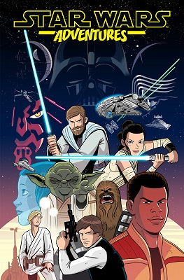 Star Wars Adventures: Volume 1 TP