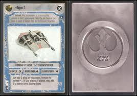 Star Wars TCG Card Bundle