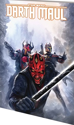 Star Wars: Darth Maul Son of Dathomir TP