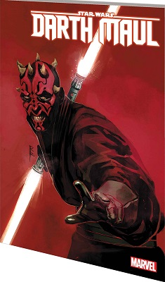 Star Wars: Darth Maul TP