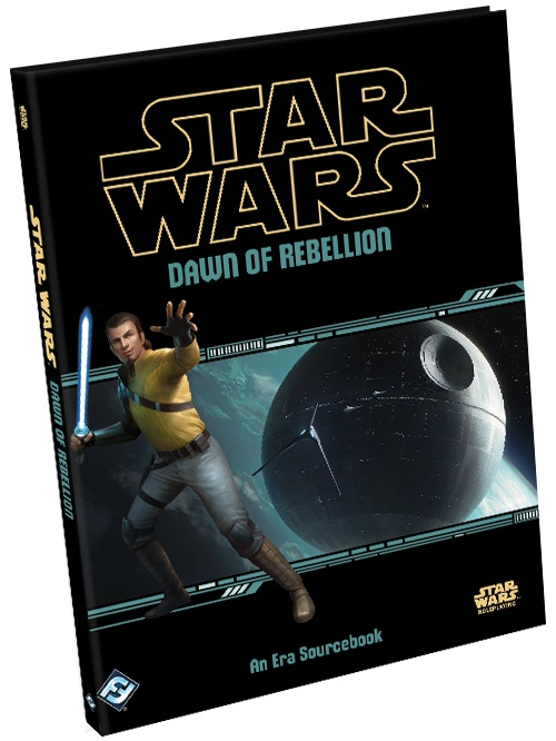 Star Wars RPG: Dawn of Rebellion HC