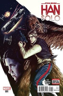 Star Wars: Han Solo no. 1 (1 of 5) (2015 Series)