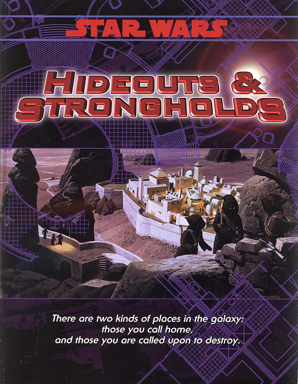 Star Wars RPG Hideouts - Used